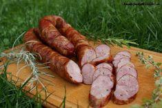 Cookbook Recipes, New Recipes, Cooking Recipes, How To Make Sausage, Making Sausage, Polish Recipes, Polish Food, Smoking Meat, Sausage Recipes