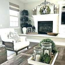 Modern Farmhouse Living Room Ideas Exterior