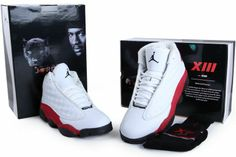 the best attitude b29a3 2b2ec Wearing Air Jordan 13 (XIII) Vintage Hardback Edition White Red Black is  without a doubt important to sense at ease. Air Jordan 13 (XIII) were  created with ...
