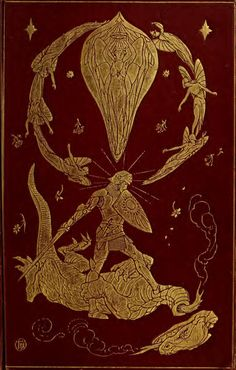 Andrew Lang's The Crimson Fairy Book