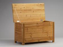 Ratgeber Kissenbox: Selbstgebaute Auflagenbox aus Holz