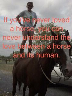 I LOVE my horse :)