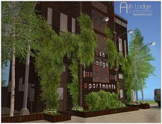 ash lodge Apartments Sims 2 House Sims 2 House, Sims 1, Apartments, Ash, Content, Inspiration, Biblical Inspiration, Luxury Apartments, Penthouses