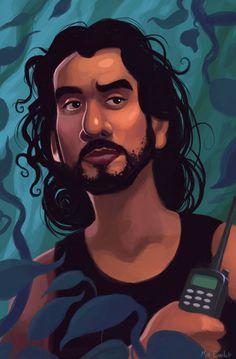 Sayid by Matt [©2011]
