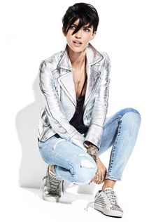 Ruby Rose for Cosmopolitan UK