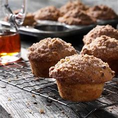 Maple Recipes - Dark and sweet, these maple recipes—muffins, cakes, breads, cinnamon rolls, pies and more fall baking favorites—are a cozy way to enjoy cooler weather.