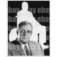 Raymond Burr Ironside Nbc Original Vintage 7 X 9 Press Photo from $21.26