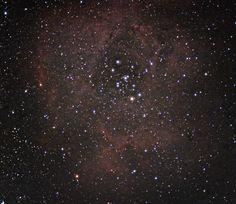 NGC2244 rose nebula 장미성운