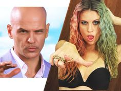 Bunk beds?  What a disgrace to the sex god.  He has a billion boobs.  LOL  Pitbull - Timber ft. Ke$ha PARODY!! Key of Awesome #82  P.S. I like the original one. LOL