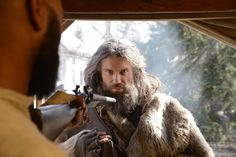 Anson Mount Hell On Wheels | Anson Mount calls filming Hell on Wheels 'highlight of my career ...