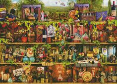 HAED - Aimee Stewart - Wine Shelf - Large