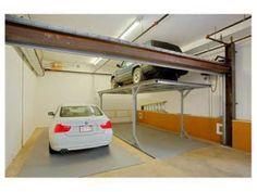 Boston Condo. Back Bay. Commonwealth Avenue. Coolest Garage.