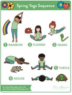 Yoga is a sort of exercise. Yoga assists one with controlling various aspects of the body and mind. Yoga helps you to take control of your Central Nervous System Yoga Poses For Two, Kids Yoga Poses, Yoga For Kids, Exercise For Kids, Stretches For Kids, Kids Workout, Gross Motor Activities, Preschool Activities, Health Activities