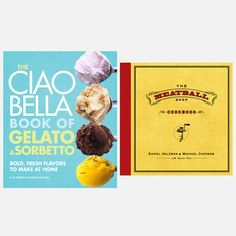 Meatballs And Gelato 2 Pack, $33.75, now featured on Fab.