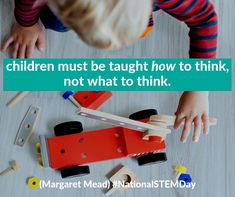 Our picks for the top STEM toys to tap into your child's natural curiosity. Margaret Mead, Natural Curiosities, Stem Science, Learning Toys, Toddler Toys, Educational Toys, Curiosity, Your Child, Feel Good