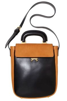 Marni bag // The Extras: Natural Beauties & In the Buff
