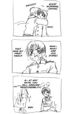 Read manga Axis Powers Hetalia (Original Webcomic) Japan-kun VS Italy online in high quality Hetalia Fanart, Hetalia Axis Powers, Manga To Read, Italy, Fan Art, Japan, Humor, My Favorite Things, The Originals