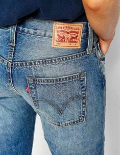 7d383b8c Trendy fashion vintage mens jeans Ideas #fashion 501 Levis Mens, Levis Jeans,  Jeans