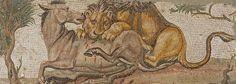 Roman Mosaics across the Empire