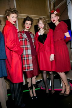 Vivienne Westwood Red Label   Fall 2014 Ready-to-Wear Collection   Style.com