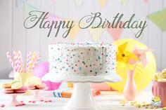 Fun Party Ideas Theme Party Birthday Ideas for Simple Celebrations Happy Birthday Sms, Cool Happy Birthday Images, Birthday Cake Greetings, Birthday Wishes Cake, Happy Birthday Wishes Quotes, Birthday Wishes And Images, Happy Birthday Flower, Birthday Blessings, Birthday Quotes