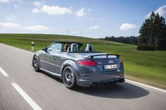 Awesome Audi: Audi TT Roadster by ABT  AUDI TUNING Check more at http://24car.top/2017/2017/07/07/audi-audi-tt-roadster-by-abt-audi-tuning/