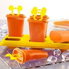 Tupperware Ice cups (set of 6 pcs). Organize your kitchen the Tupperware way
