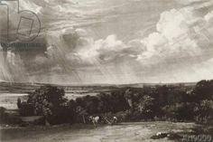 John+Constable+-+Summerland,+engraved+by+David+Lucas+(1802-81)