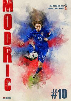 Modric, Croatia World Cup 2018