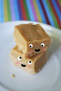 Peanut butter microwave fudge Really nice recipes. Every  Mein Blog: Alles rund um die Themen Genuss & Geschmack  Kochen Backen Braten Vorspeisen Hauptgerichte und Desserts # Hashtag