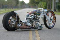 (Steampunk Rat Bike) Yes....