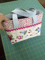 The Quilted Clutch: LDS Scripture Bag Tutorial