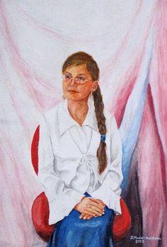 felicja kozielska - Szukaj w Google Ruffle Blouse, Google, Artist, Women, Style, Fashion, Swag, Moda, Women's