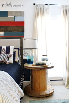 boys bedroom decorating ideas | target threshold | perfectly imperfect