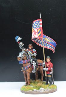 Je Lay Emprins - Wargame armies for the Burgundian Swiss wars 28mm Miniatures, Fantasy Miniatures, Medieval Paintings, Landsknecht, Wars Of The Roses, Tin Man, Medieval Times, Medieval Fantasy, 15th Century