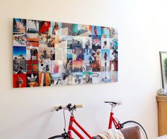 Foto op plexiglas Collage, Hanging Photos, Create Yourself, Photo Wall, Indoor, Frame, Poster, Products, Home Decor