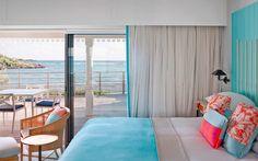 カリブ海に浮かぶ、サン・バルテルミー島はフランス領西インド諸島に属する、小さなカリビアンリゾートアイランド。 この島にあるリゾートホテル、『Guanahani』は、アラワク語(スペイン人が初めて、アメリカに住み始め …