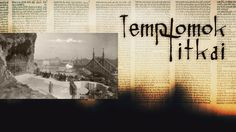 TEMPLOMOK TITKAI - A sziklába robbantott templom Budapest, Latina, Lettering, Movies, Movie Posters, Art, Fences, Art Background, Film Poster