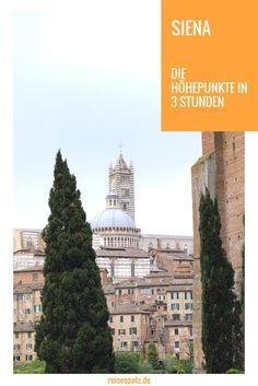 Die Höhepunkte Sienas in drei Stunden #siena #städtetrip #italien #italy