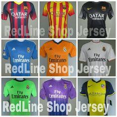 Jersey club grade original..ready stock
