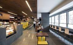 Giovane café-bakery-deli - Explore, Collect and Source architecture & interiors