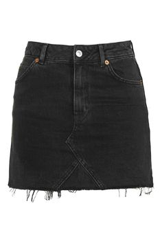 MOTO Highwaist Short Skirt - Skirts - Clothing - Topshop