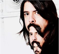 Dave Grohl Beard Inception!!