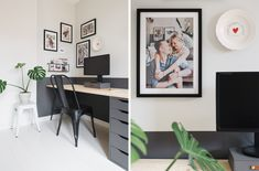 Shed Office, Home And Living, Living Room, Ikea Alex, Home Office Decor, Home Decor, Office Ideas, Study Rooms, Study Inspiration