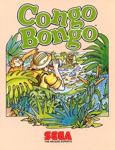 Congo Bongo, found on Sonic's Ultimate Genesis Collection on PS3 and X360