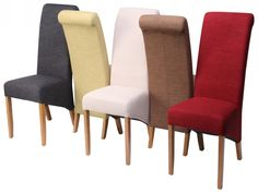 the marvellous photo segment fabric dining chairs room int rieur ext portes design