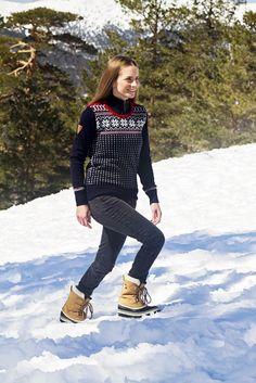 A NEW ADVENTURE IN THE SNOW - UNA NUEVA AVENTURA EN LA NIEVE