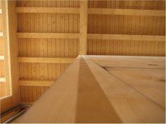 Edificio con struttura portante in legno
