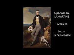 Alphonse De LAMARTINE – Graziella - YouTube