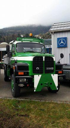 Heavy Duty Trucks, Busse, Old Trucks, Switzerland, Jeep, Transportation, Europe, Vintage, Bern